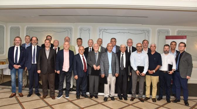 Türkiye Yayıncılar Birliği onursal üyeleri belirlendi