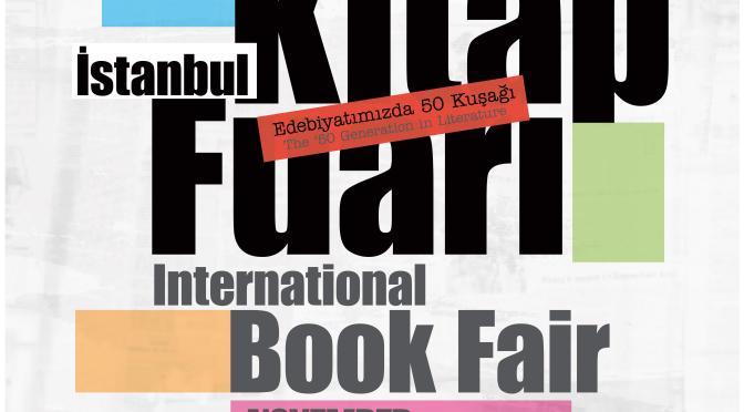 38. Uluslararası İstanbul Kitap Fuarı etkinlik programı açıklandı