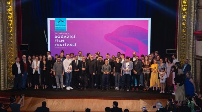 7. Boğaziçi Film Festivali'nin ödülleri sahiplerini buldu