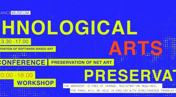 """Sakıp Sabancı Müzesi'nden yeni bir proje: """"Teknolojik Sanat Eserlerinin Korunması"""""""