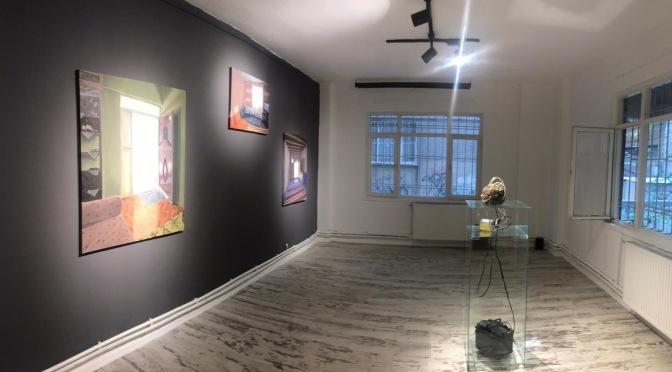 """A4 Açık Sanat Alanı'nda yeni sergi: """"Diyarbakır Peşrevi eşliğinde Beraber ve Solo"""""""