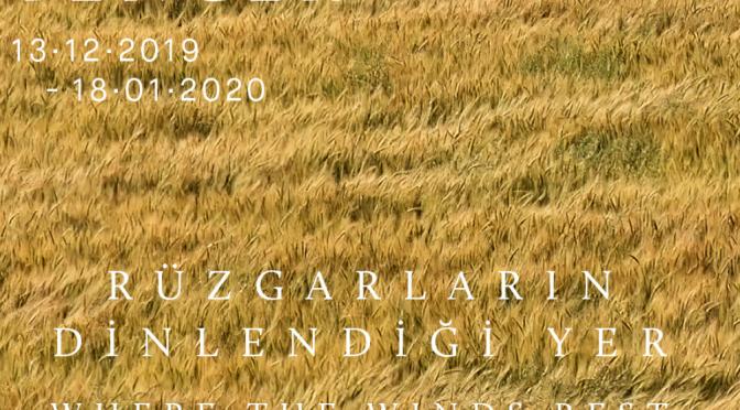 """Galeri Nev İstanbul'da yeni sergi: """"Rüzgarların Dinlendiği Yer"""""""