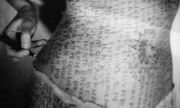 """Nil Yalter'in """"Başsız Kadın veya Göbek Dansı"""" isimli video eseriLudwig Müzesi Koleksiyonu'na dâhil edildi"""
