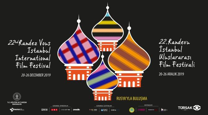 Randevu İstanbul Uluslararası FilmFestivali başlıyor