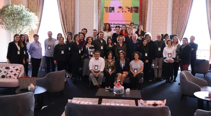 """İKSV ve MARKA işbirliğiyle """"İstanbul'un Birleştirici Gücü Kültür-Sanat"""" çalıştayı düzenlendi"""
