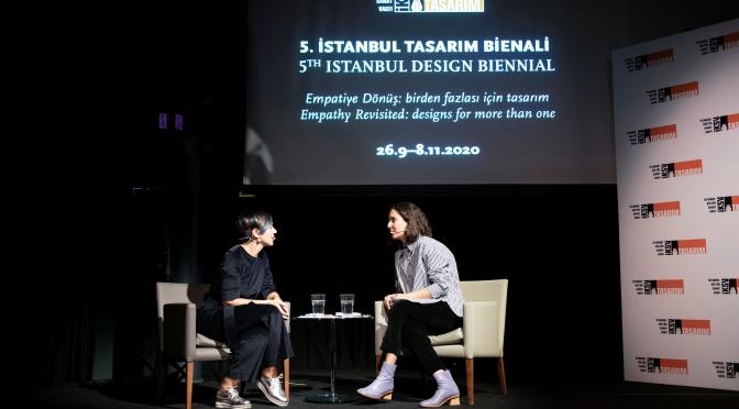 """5. İstanbul Tasarım Bienali'nin başlığı """"Empatiye Dönüş: birden fazlası için tasarım"""" olarak açıklandı"""