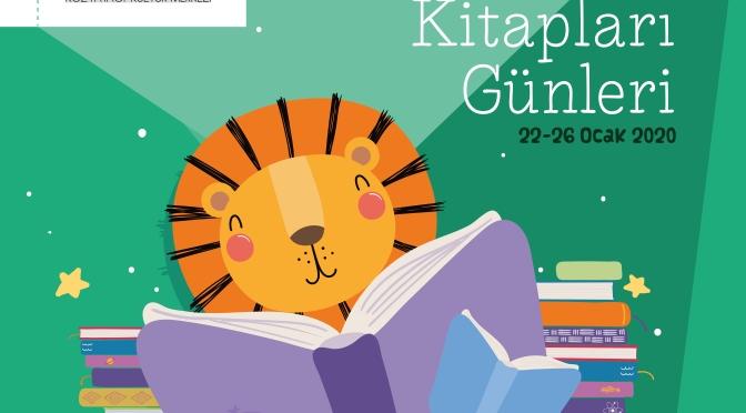 Kadıköy Çocuk Kitapları Günleri başlıyor