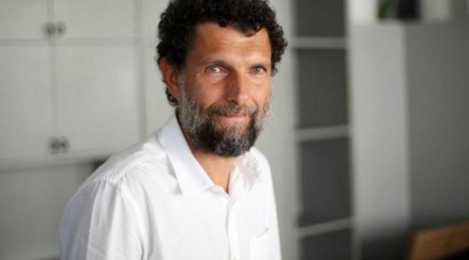 Kültür sektörüne Osman Kavala çağrısı