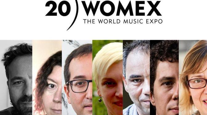 İstanbul Caz Festivali Direktörü Harun İzer WOMEX Showcase programı jürisinde