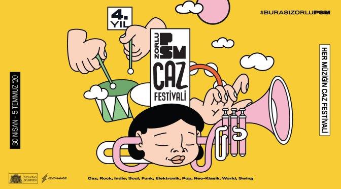 PSM Caz Festivali programı açıklandı