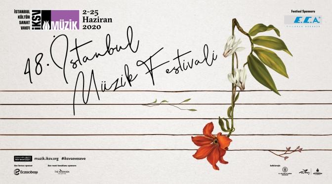 48. İstanbul Müzik Festivali programı açıklandı