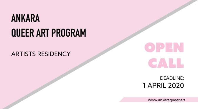 Kaos GL Derneği'den Ankara Queer Sanat Programı