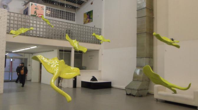 Winzavod Center for Contemporary Art'tan açık çağrı