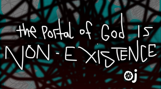 "OJ'da yeni sergi: ""The Portal of God is Non-Existence"""