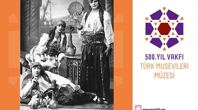 """500. Yıl Vakfı Türk Musevileri Müzesi'nde yeni sergi: """"Türk Yahudi Yaşamından Kesitler"""""""