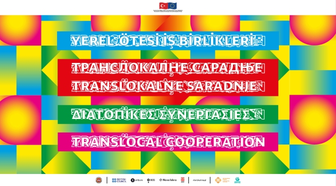 'YerelÖtesi İş Birlikleri' sergisi ile Türkiye, Birleşik Krallık, Sırbistan ve Yunanistan'dan sanatçıların eserleri Londra'da