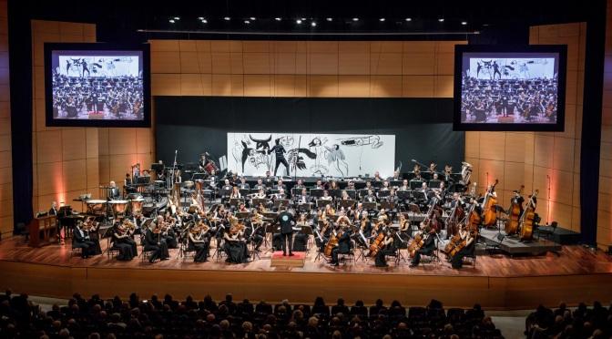 """BİFO'nun """"Sascha Goetzel 10. Yıl Konseri"""" bu akşam evlere konuk oluyor"""
