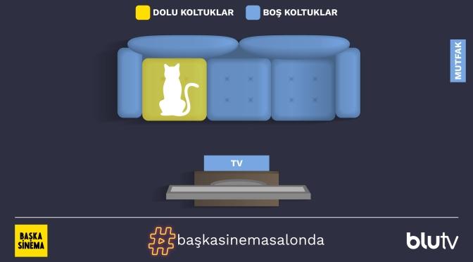 Başka Sinema ve BluTV iş birliği: #başkasinemasalonda