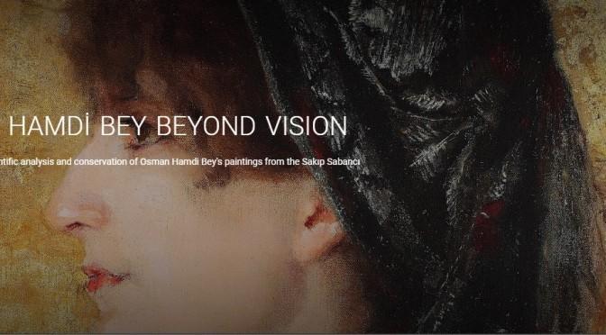 """""""Görünenin Ötesinde Osman Hamdi Bey"""" Google Arts & Culture'da"""