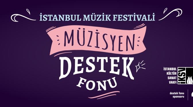 İstanbul Müzik Festivali, STONELINE işbirliğiyle Müzisyen Destek Fonu'nu hayata geçiriyor