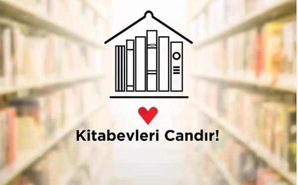 Can Yayınları'ndan bağımsız kitabevleri için bir girişim: #KitabevleriCandır