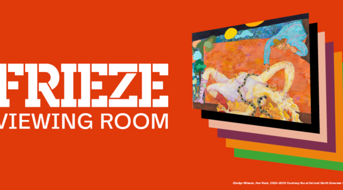 Dirimart Frieze Viewing Room'da