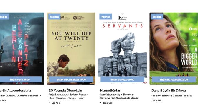 39. İstanbul Film Festivali programından 15 yabancı filmin Türkiye prömiyeri evlerde