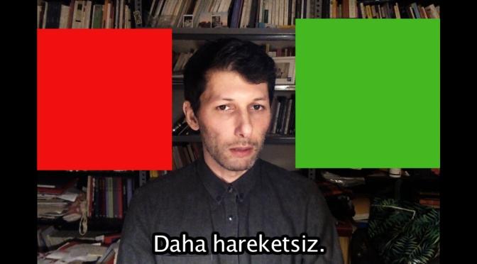A Corner in the World, Onur Karaoğlu'nun Altyazıları Yüksek Sesle Oku video diyalog serisini yayınlıyor
