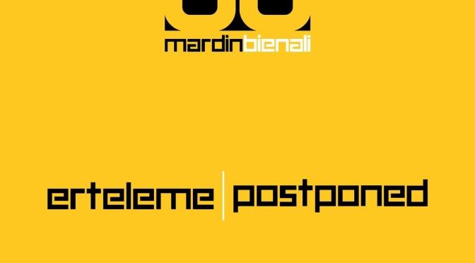 5. Uluslararası Mardin Bienali 2021'e ertelendi