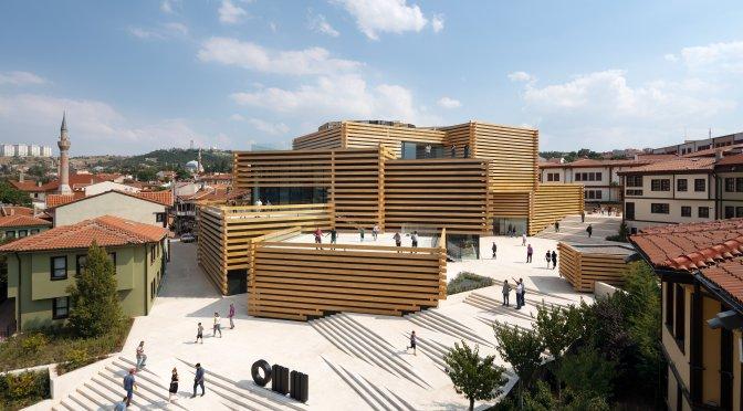 OMM 18. Müze ve Kültürel Miras Ödülleri'nde Yılın Uluslararası Projesi ödülüne aday