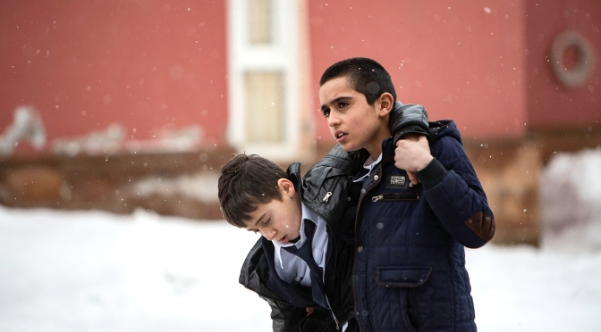 """Okul Tıraşı""na Karlovy Vary Film Festivali'nden First Cut+ Özel Ödülü"