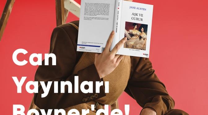 Can Yayınları Boyner'de