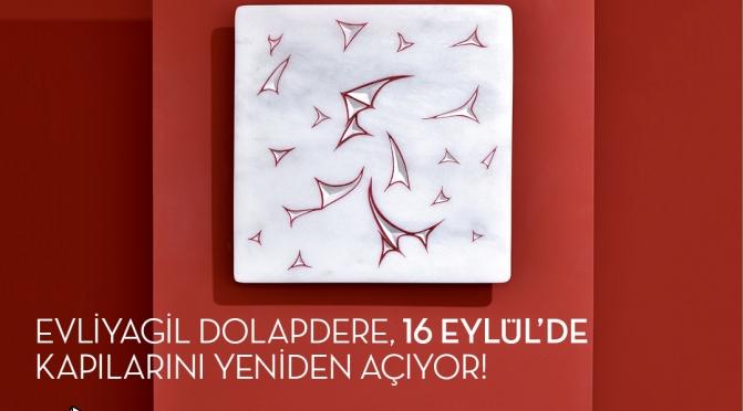 "Evliyagil Dolapdere'de yeni sergi: ""Ferah Feza"""