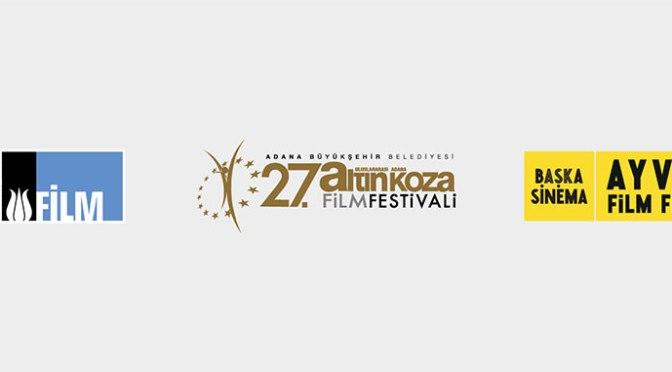 Üç festival bir arada filmonline.iksv.org'da