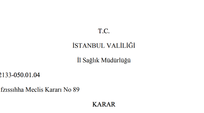İstanbul'da açık alanlarda konser ve gösteriler yasaklandı