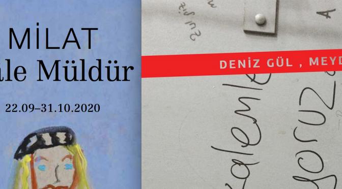 """Yapı Kredi Kültür Sanat'ta iki yeni sergi: """"Milat"""" ve """"Meydan"""""""